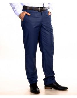 Kék férfi szövetnadrág